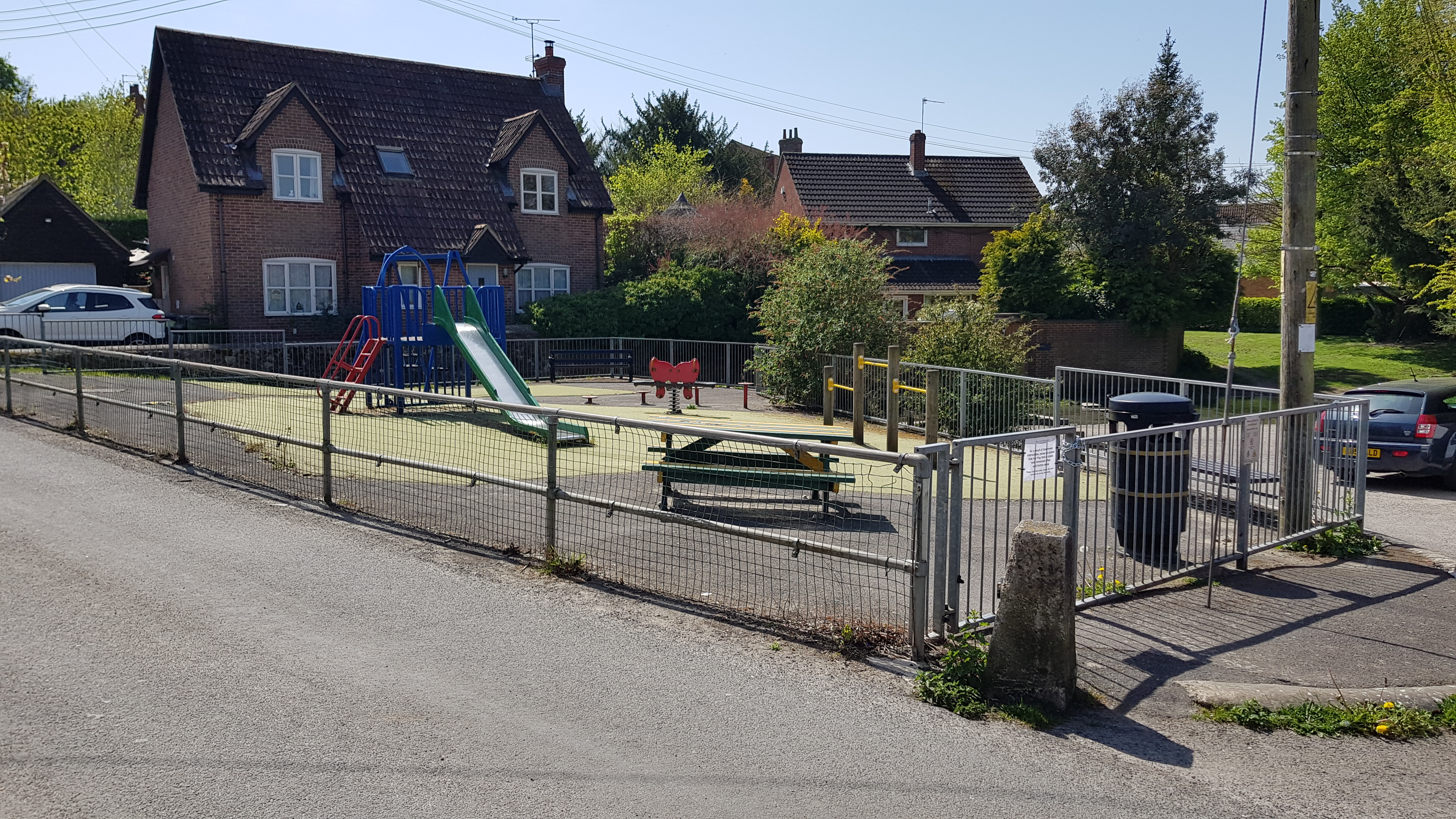 Broadwell Play Area